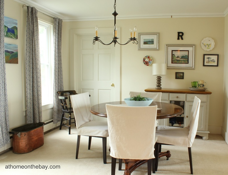 Benjamin Moore Feather Down Wall Color | { In The Kitchen ...
