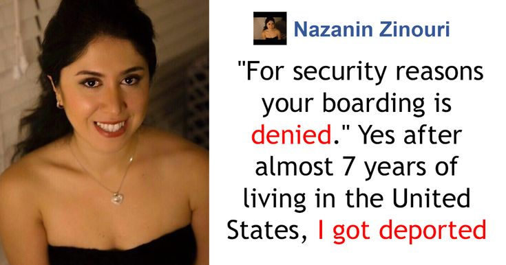 People Are Posting Their Refugee Stories After Trump's #MuslimBan, And They'll Break Your Heart | Bored Panda