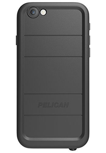 Pelican Marine Waterproof Case for iPhone 6/6s (Black)