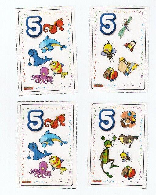 Vijf, free printable / Jogo de Cartas - Sotão dos Peixinhos - Picasa Webalbums