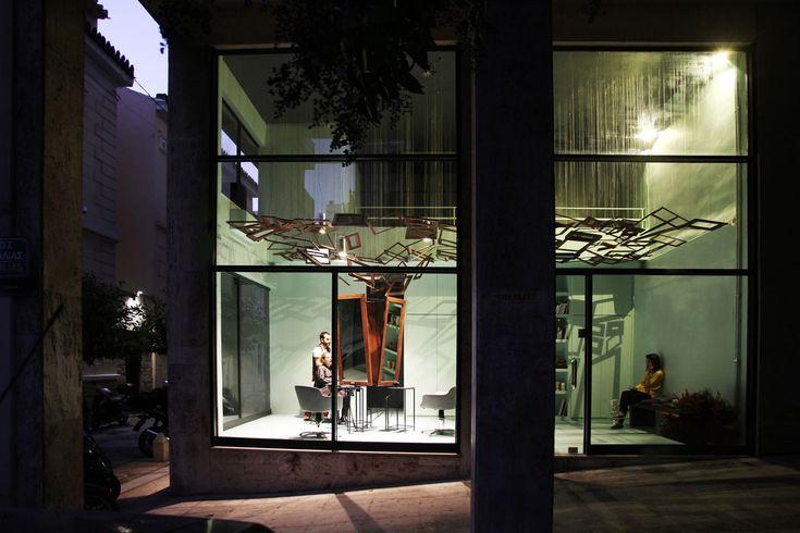 Talkin' Heads Hair Salon in Athens by bureau de change | Yellowtrace