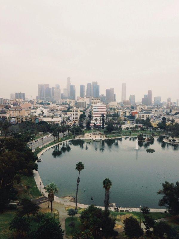 Los Angeles / photo by Ed Pulella