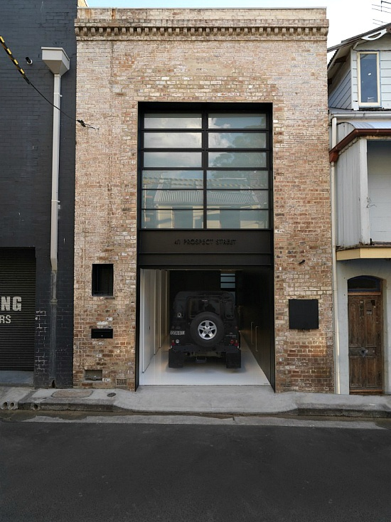 Really Like This Garage.