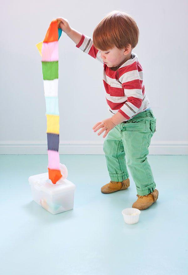 DIY Diaper Wipe Case Activity | Hellobee