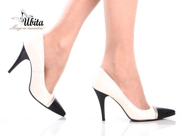 Poze Pantofi Stiletto cu toc Cassandra
