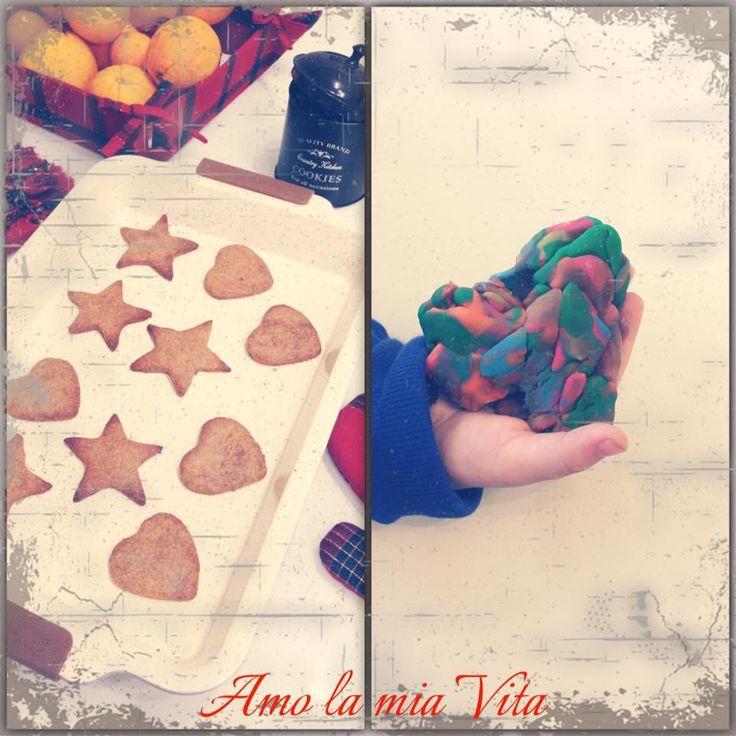 Biscotti profumati all'arancia
