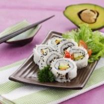 SUSHI GULUNG AVOKAD http://www.sajiansedap.com/mobile/detail/9666/sushi-gulung-avokad