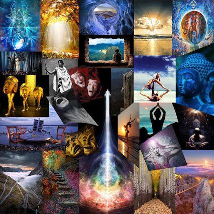 """3.4) """"MA IO SONO IN DUE?!"""" Esistono due strade per trovare la risposta a questa domanda – tutte e due derivano dai mondi antichi, quindi vivono solo nel profondo dei nostri ricordi. Quasi non ci ricordiamo piú, cioé ci siamo dimanticati di noi stessi. Non abbiamo nessun esperienza dell' """"IO SONO"""". Una delle strade é la strada delle tragedie: qui la purificazione tramite sofferenza (catarsi) ci fa realizzare chi siamo in realtá noi, e chi é quell'altro che viviamo al  posto di noi stessi."""