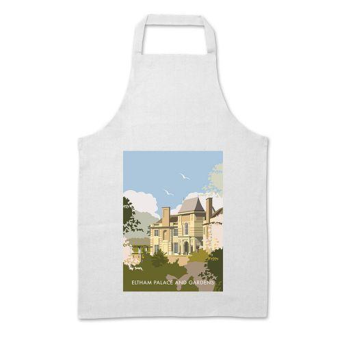 Eltham Palace Apron from Star Editions. Buy from the online gift shop at English Heritage.