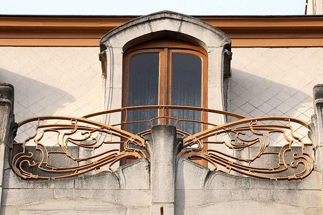 Musée et Maison de Victor Horta, n°23-25 rue Américaine - Bruxelles / Brussel - Belgique / België - Thèmes - Photographie - 02