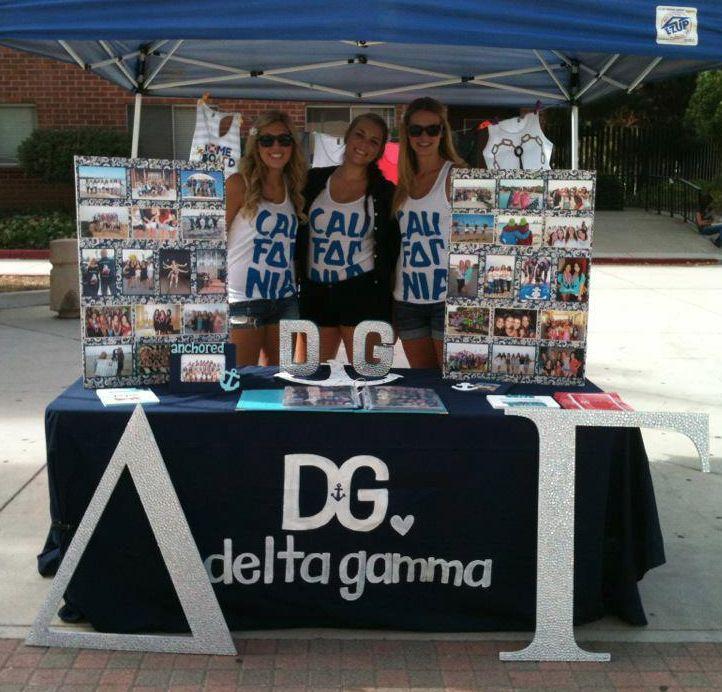 255 best Delta Gamma ~ Recruitment Ideas images on Pinterest ...