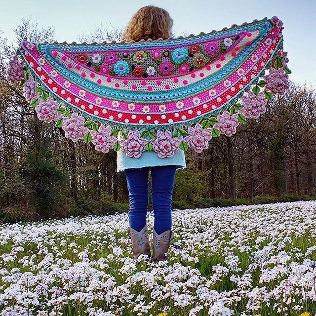 Een veld vol pinksterbloemen, wat een weelde, zomaar bij mij om de hoek…