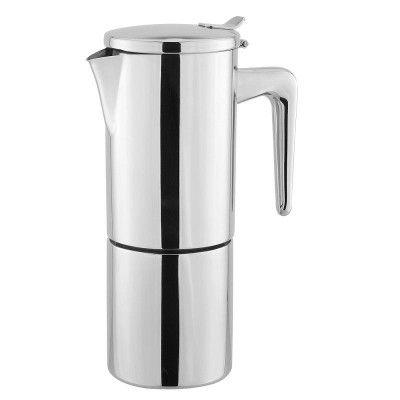 Cafetière espresso Alpha 10 tasses de Cuisinox Modèle: COFA10M  http://411buyitnow.com/fr/cafetiere-espresso-alpha-10-tasses-cofa10m-de-cuisinox.html