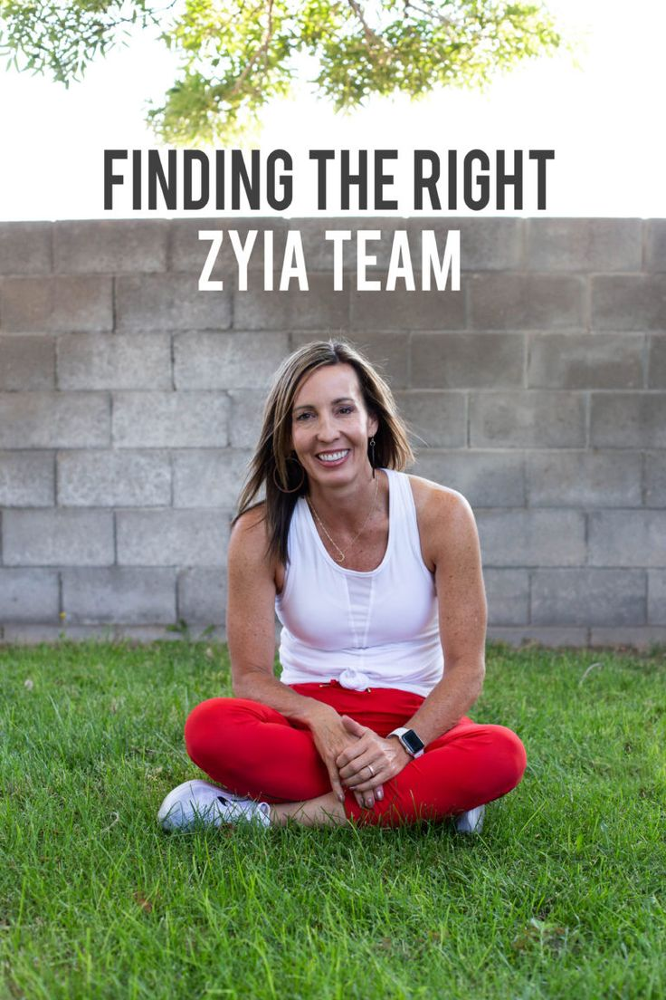 DISCOVER ZYIA ACTIVE My Life in Leggings (With images