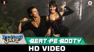 Watch Teaser Song 'Beat Pe Booty' - A Flying Jatt Movie   #TigerShrof…