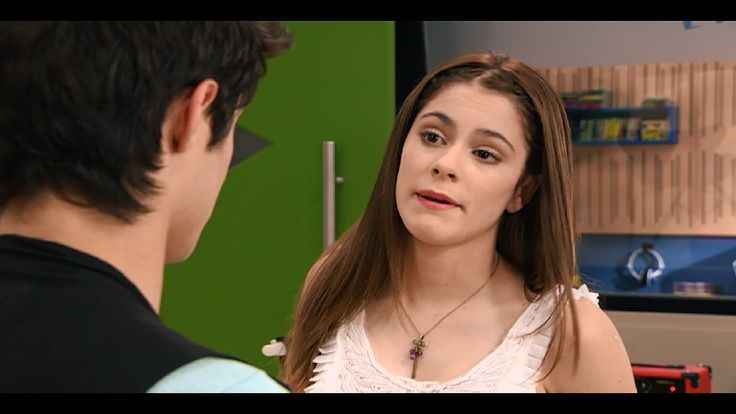Martina Stoessel from Disney Channel's Violetta from Argentina