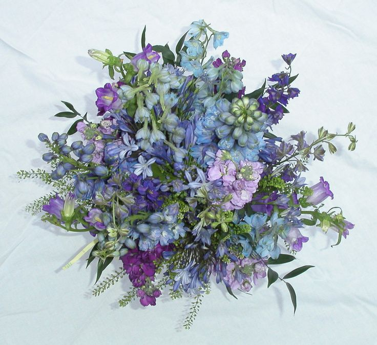 Modern Country Style: The Flower List: Growing Your Own Vintage Country Bouquets Larkspur! Click through for details.