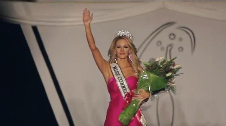Erin Brady Crowned Miss Connecticut USA 2013