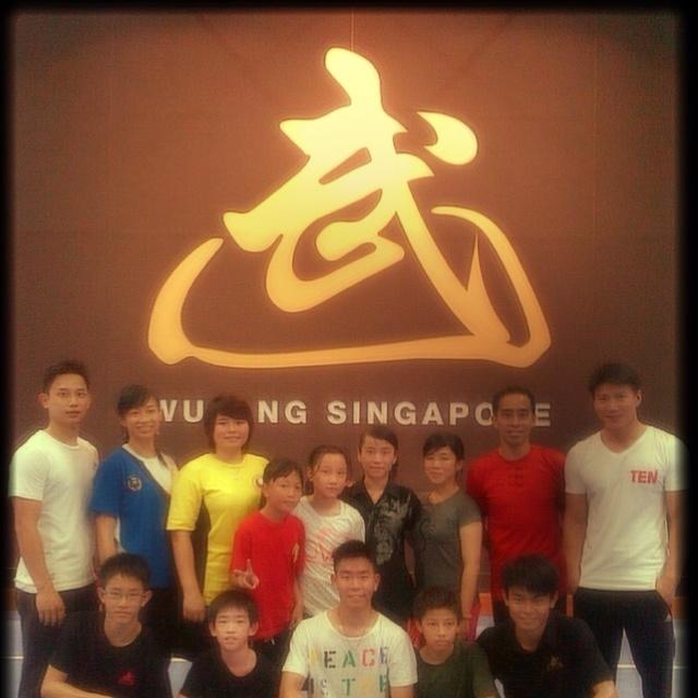 2012 WuTrip to Wufang Singapore