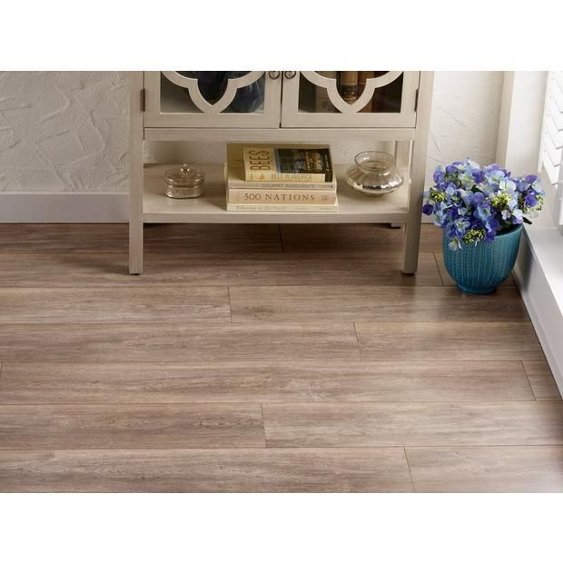 Windsor Oak Grey Water Resistant Laminate In 2020 Brown Laminate Flooring Laminate Colours Luxury Vinyl Plank