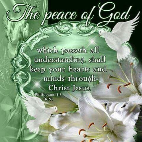 King James Bible Philippines 4:7 KJV