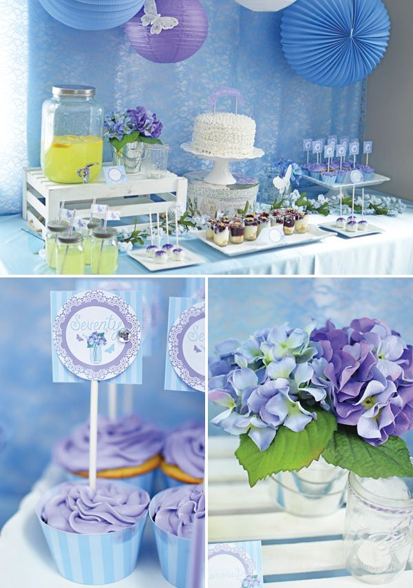 17 best ideas about 70th birthday parties on pinterest for Decoration 70th birthday