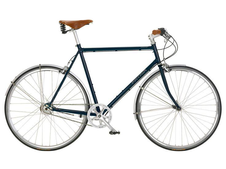 Roadster: PATRIA - individuelle Fahrräder