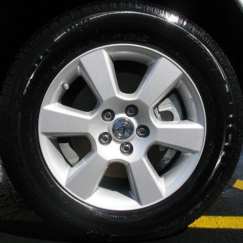 best car tire shine