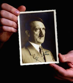 See Images of Adolf Hitler, History's Monster: Close-ups