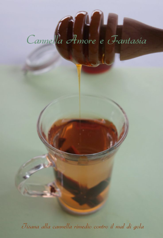 Tisana alla cannella rimedio contro il mal di gola