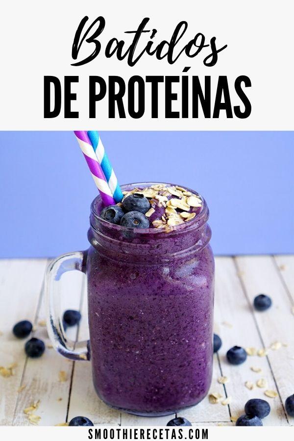 3 Batidos De Proteínas Para Adelgazar Pruébalos Ya Receta Proteinas Para Adelgazar Recetas De Batidos Batidos De Proteínas
