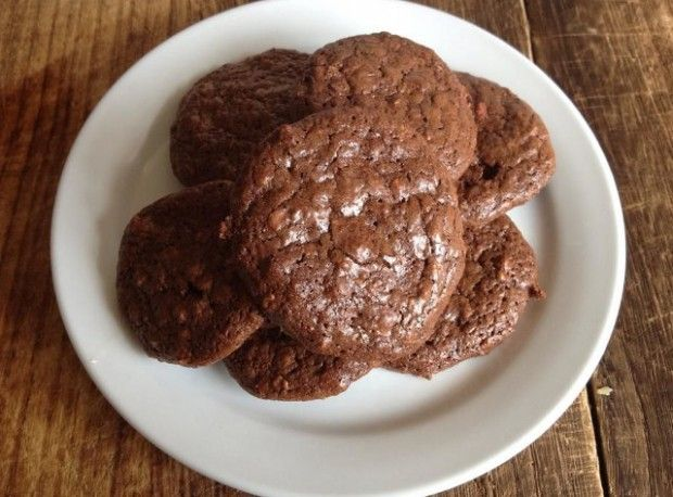 Beacon Hill cookies are TWC's favourite kind of cookie, extremely light with a distinct chocolatey hazelnut flavour.