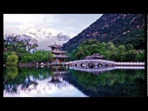 CHINA. 25min traditional Chinese instrumental music, no video only sound (youtube).