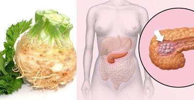 Seler zabija 86 proc. komórek raka wątroby i płuc!