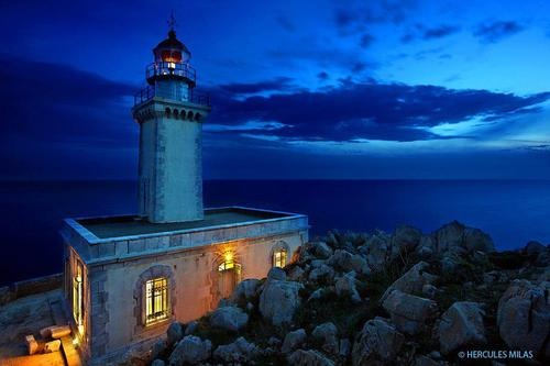 Cape Tainaro (aka Cape Matapas) in the pref. of Lakonia, Peloponnese