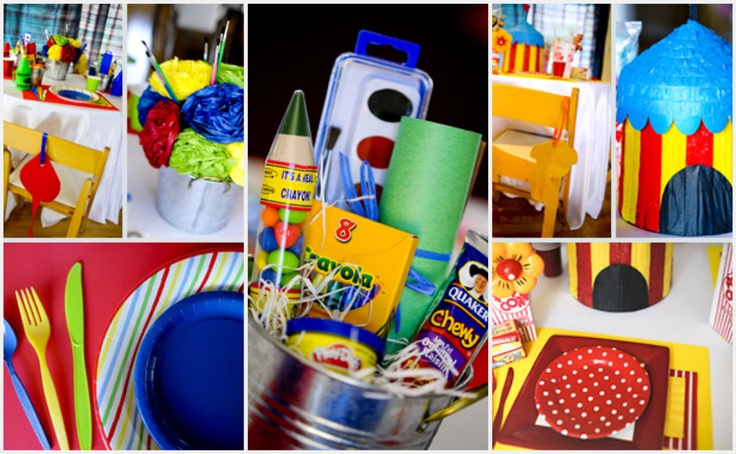 Kids' Table: Ideas for Entertaining Children at Your Wedding | Weddingbee PRO