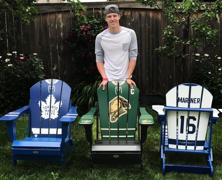 """(@mitchymarns) on Instagram: """"This is... so Canadian."""" Oh, Mitch Marner..."""