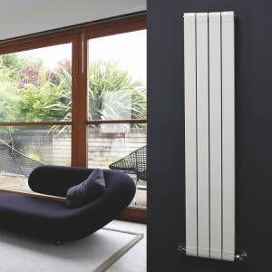 Aluminium paneel radiator, lichtgewicht.