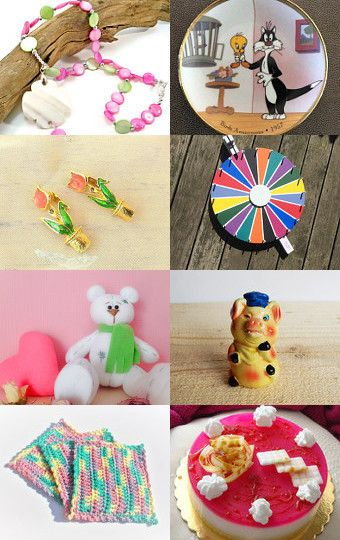 Color ME MOnday  by Maria and Mimi on Etsy--Pinned with TreasuryPin.com