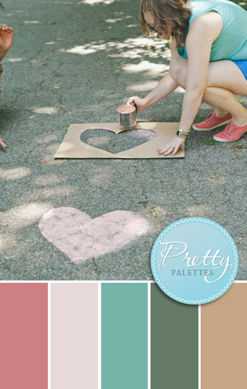 DIY : Flour Hearts Tutorial... Cute for a wedding, bridal shower or just to surprise a special person..... http://apracticalwedding.com/2012/06/guerrilla-weddings-how-to-make-flour-hearts-anywhere/