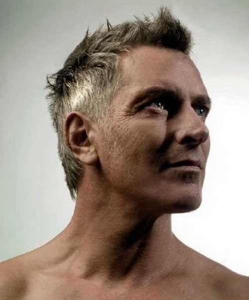 Astonishing 1000 Ideas About Older Mens Hairstyles On Pinterest Hairstyles Short Hairstyles Gunalazisus