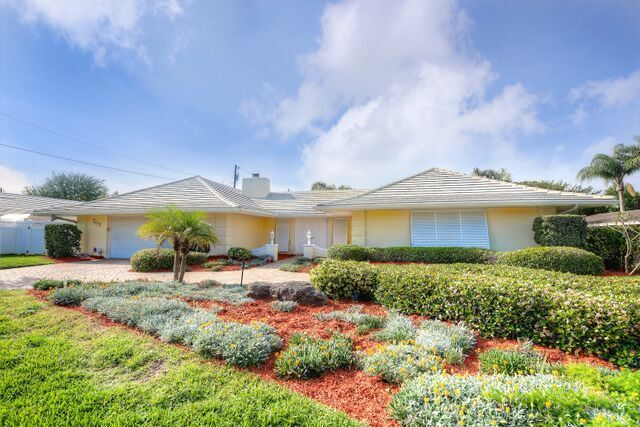 Melbourne Beach, FL Real Estate: Price was Just Reduced on this Spectacular Pool Home in the Heart of Melbourne Beach