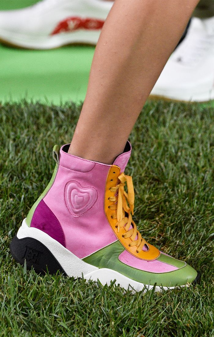 The Spring Sneaker Trends You Should