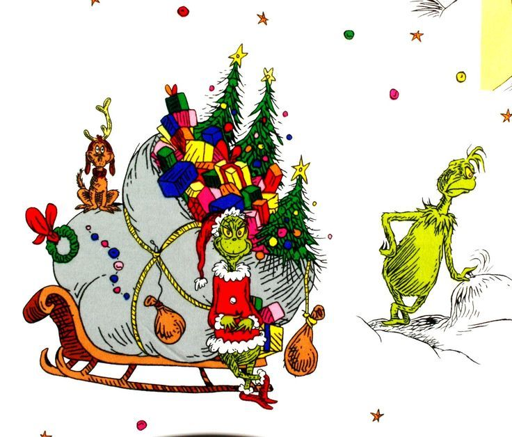 The Grinch Who Stole Christmas Cartoon.Image Result For How The Grinch Stole Christmas Cartoon