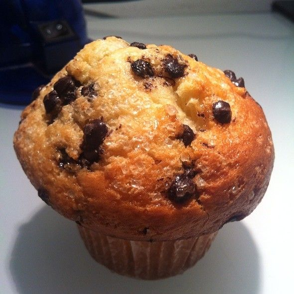 Chocolate Chip Muffin Tim Hortons Calories