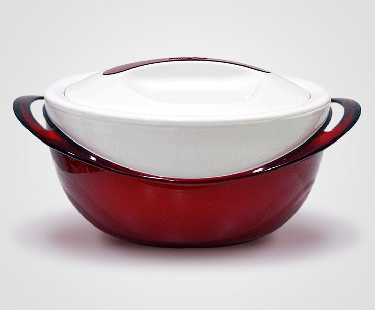 Θερμός φαγητού κόκκινο panache 3,5 lt εκόνα 11