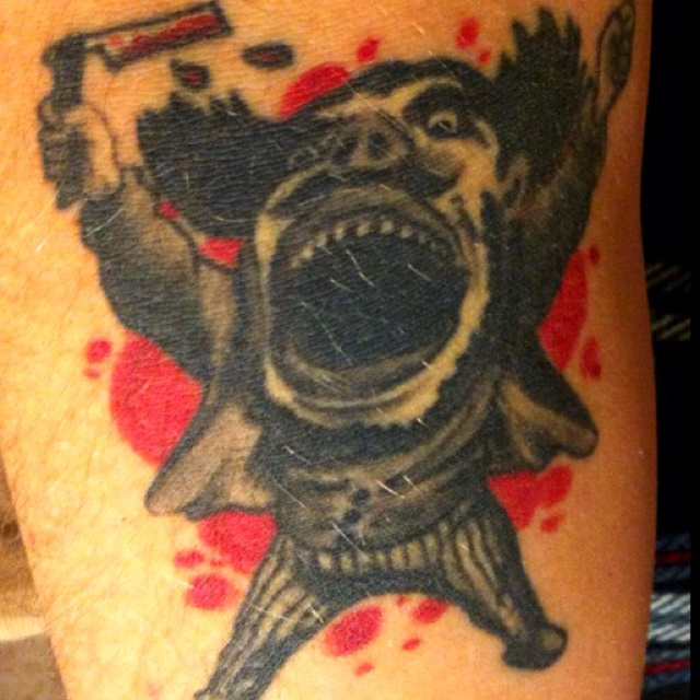 27 best hiya b man images on pinterest for Sweeney todd tattoo