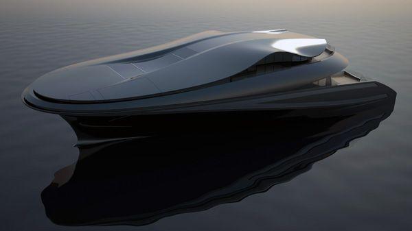 E-Yacht by Charlie Baker