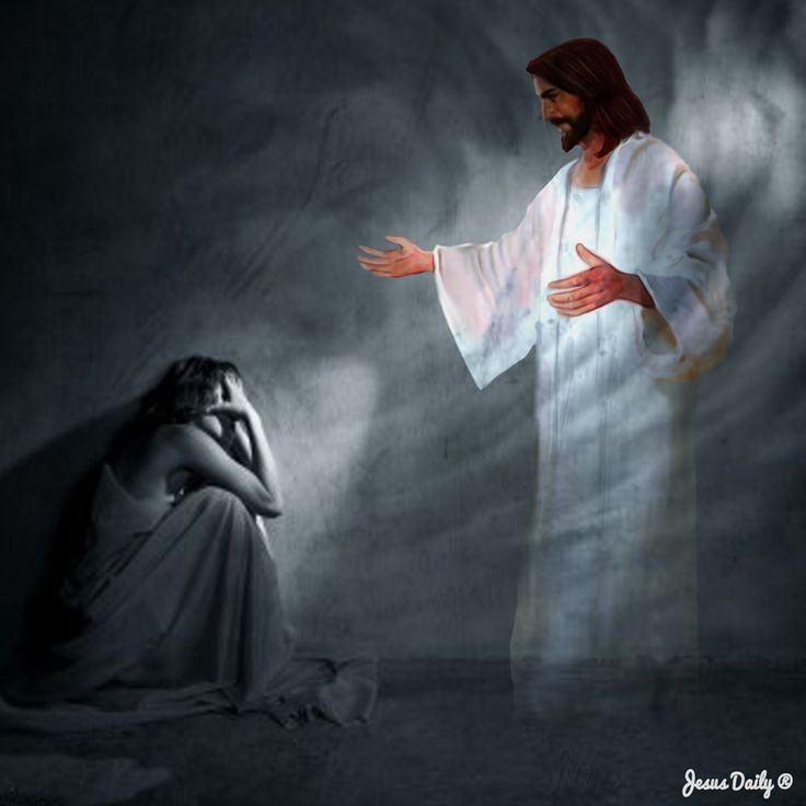 Jesus can take away your pain and heartache! Do you put your trust in Him?