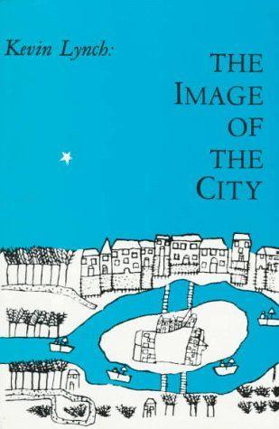 5 elements of a city: pathway, edge, node, landmark, district.